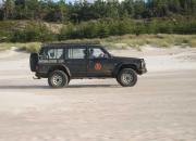 Na planie filmu w Łebie: 7-10 lipca 2009