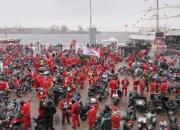 Mikołaje na Motocyklach 4 grudnia 2011