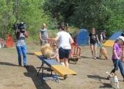 Psie Fikołki w Adventure Park 2013