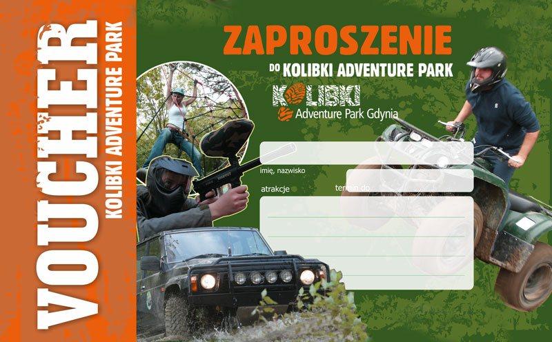 Adventure Park Gdynia Kolibki
