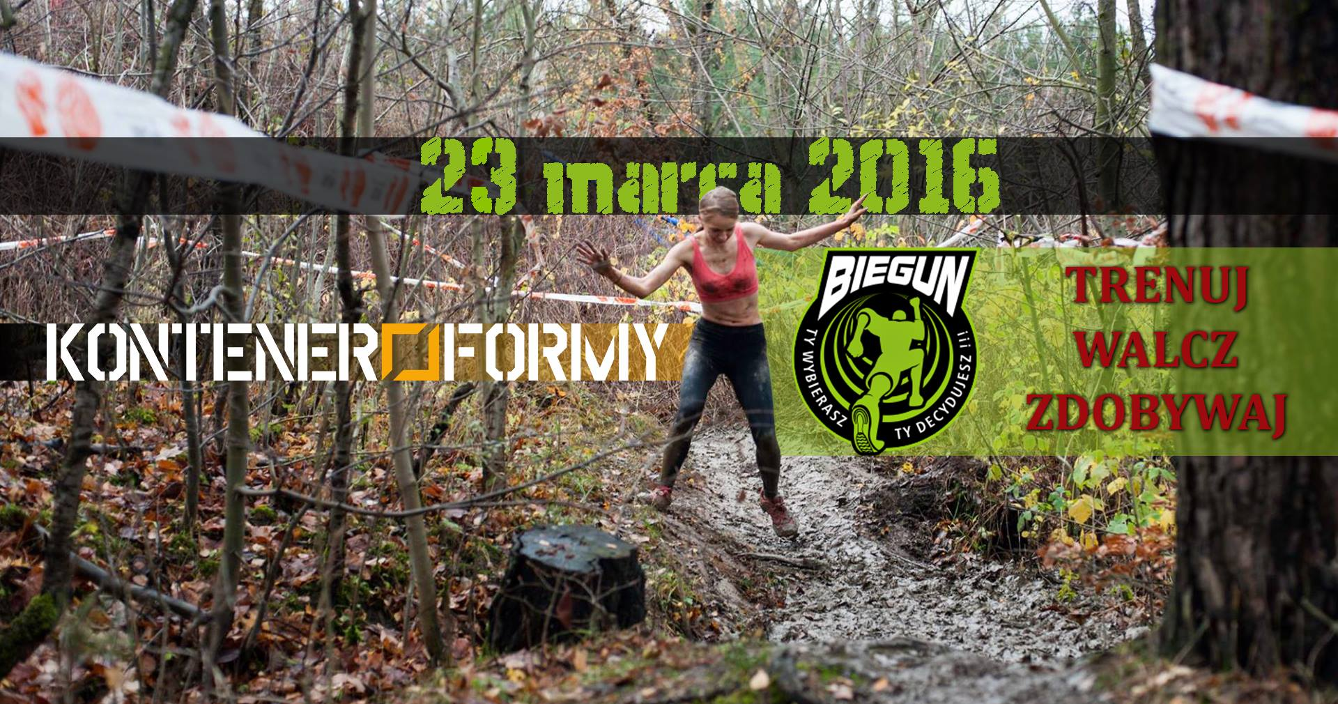 Kontener Formy Outdoor vol.40 Biegun Edition